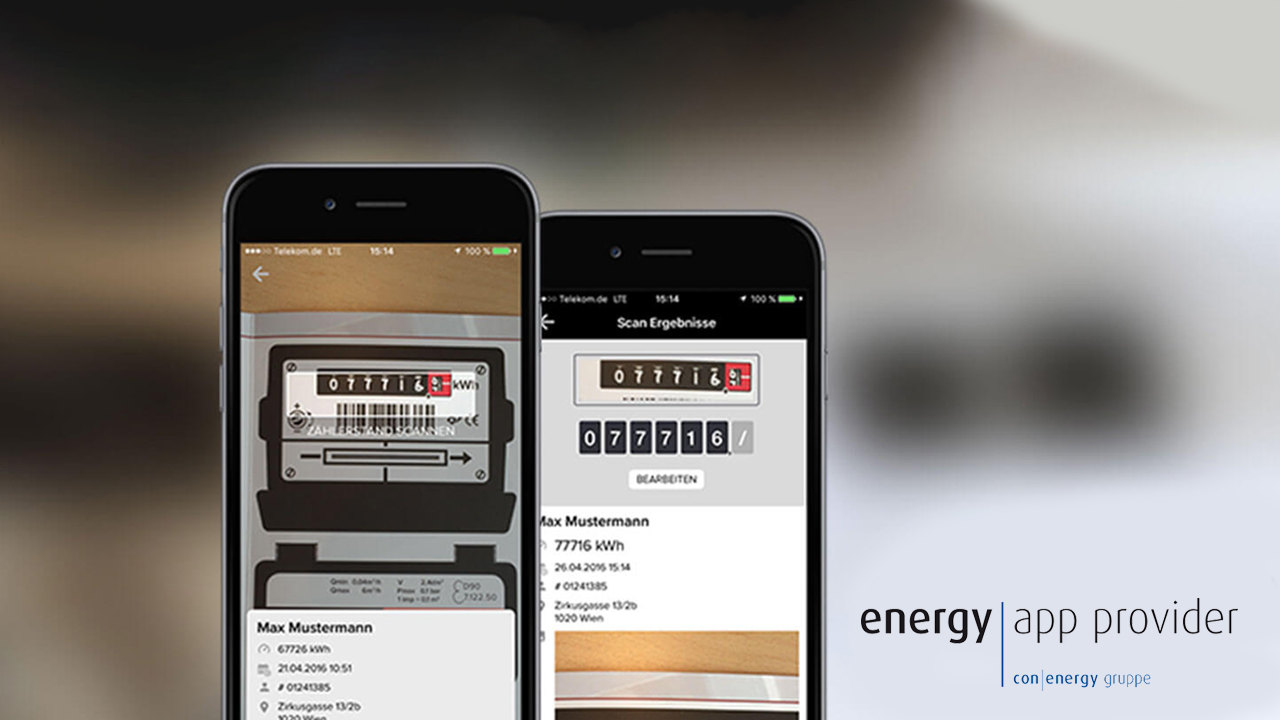 How energy|app provider Powers Smart Living Apps with Mobile Scanning
