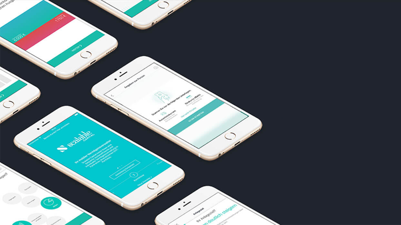 How Scalable Capital Improves UX with Mobile Scanning