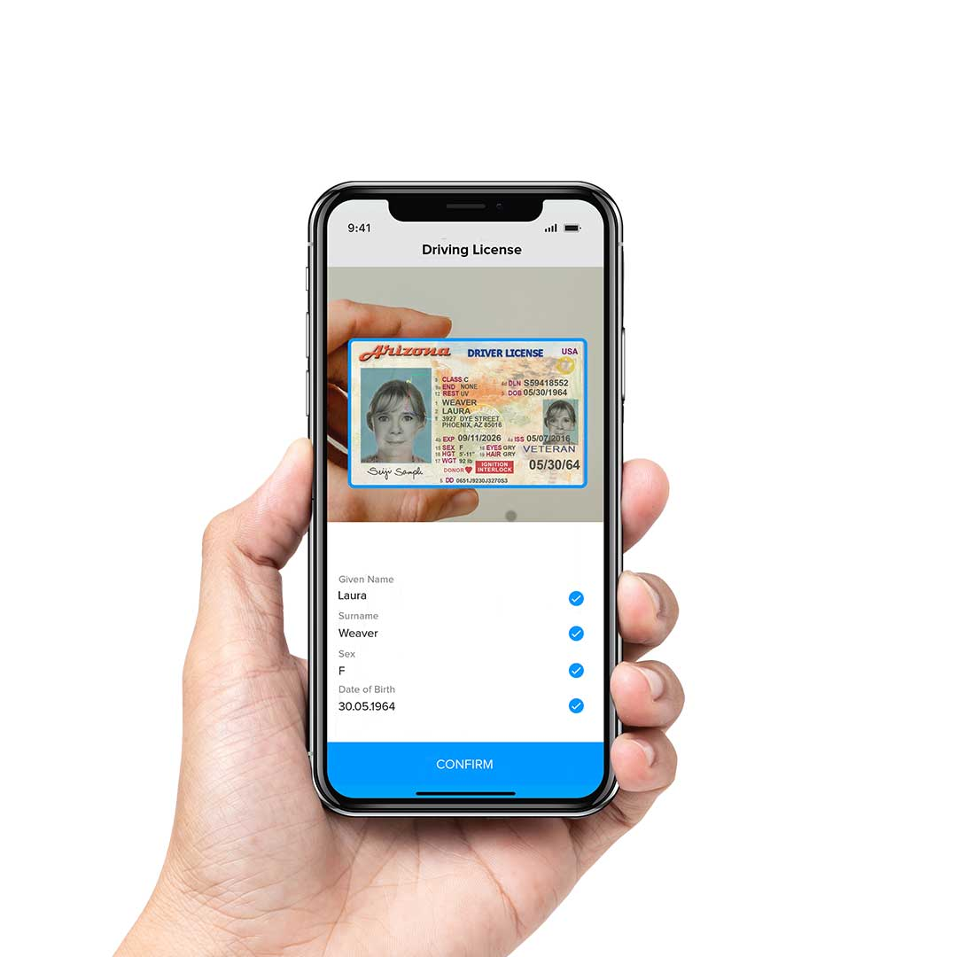 Scan US Driver's Licenses in an Instant. Mobile Driver's License Scanner for the USA