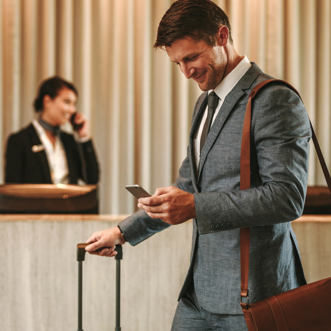 Mobile Hotel Check-In Solution. Mobile Data Capture for Hotels & Tourism.